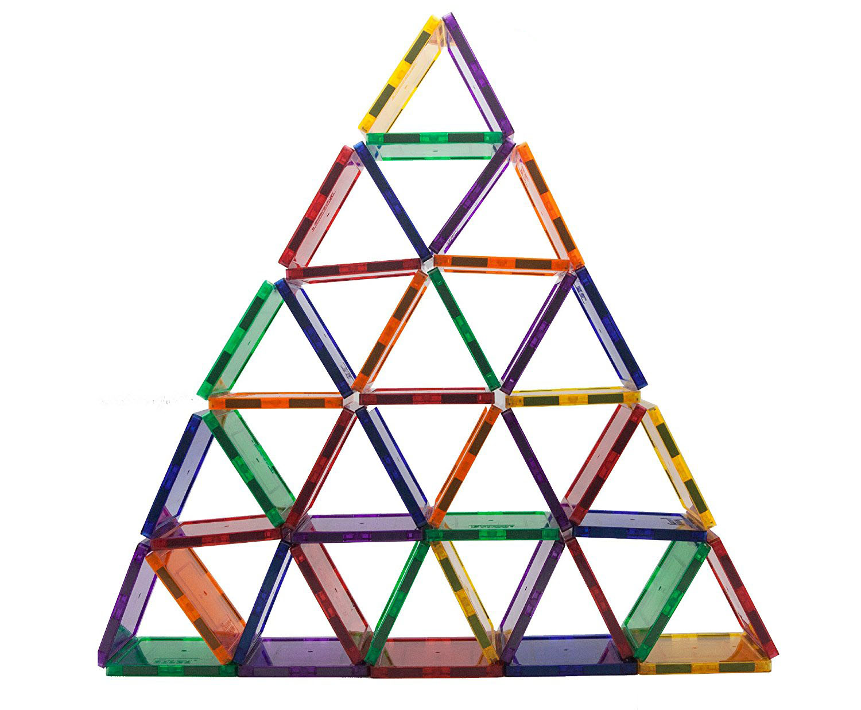 Magna Tiles Amazing Magnetic Building Blocks