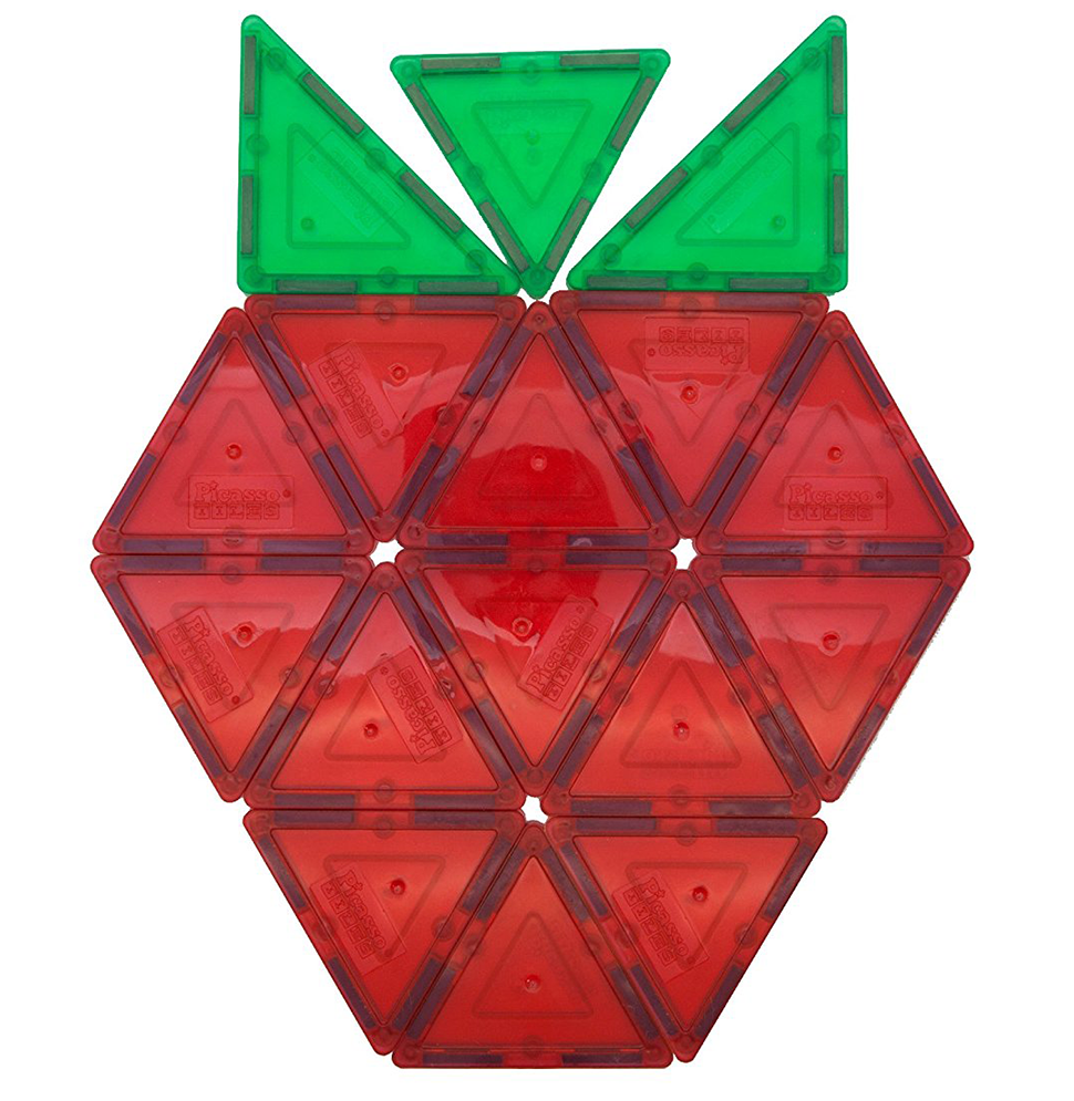 magna tiles amazing magnetic building blocks